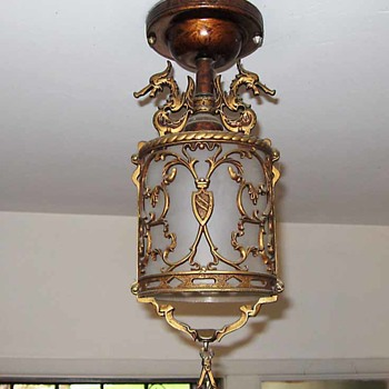 Mystery group of light fixtures we inherited