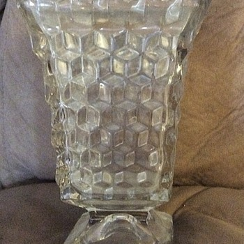 My favoite Waterford vase  - Glassware