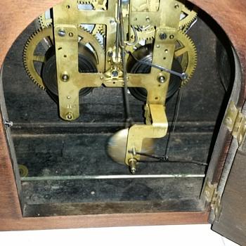 New purchased Seth Thomas mantel clock