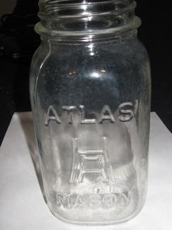 Atlas mason fruit jar collectors weekly for Why are mason jars called mason jars