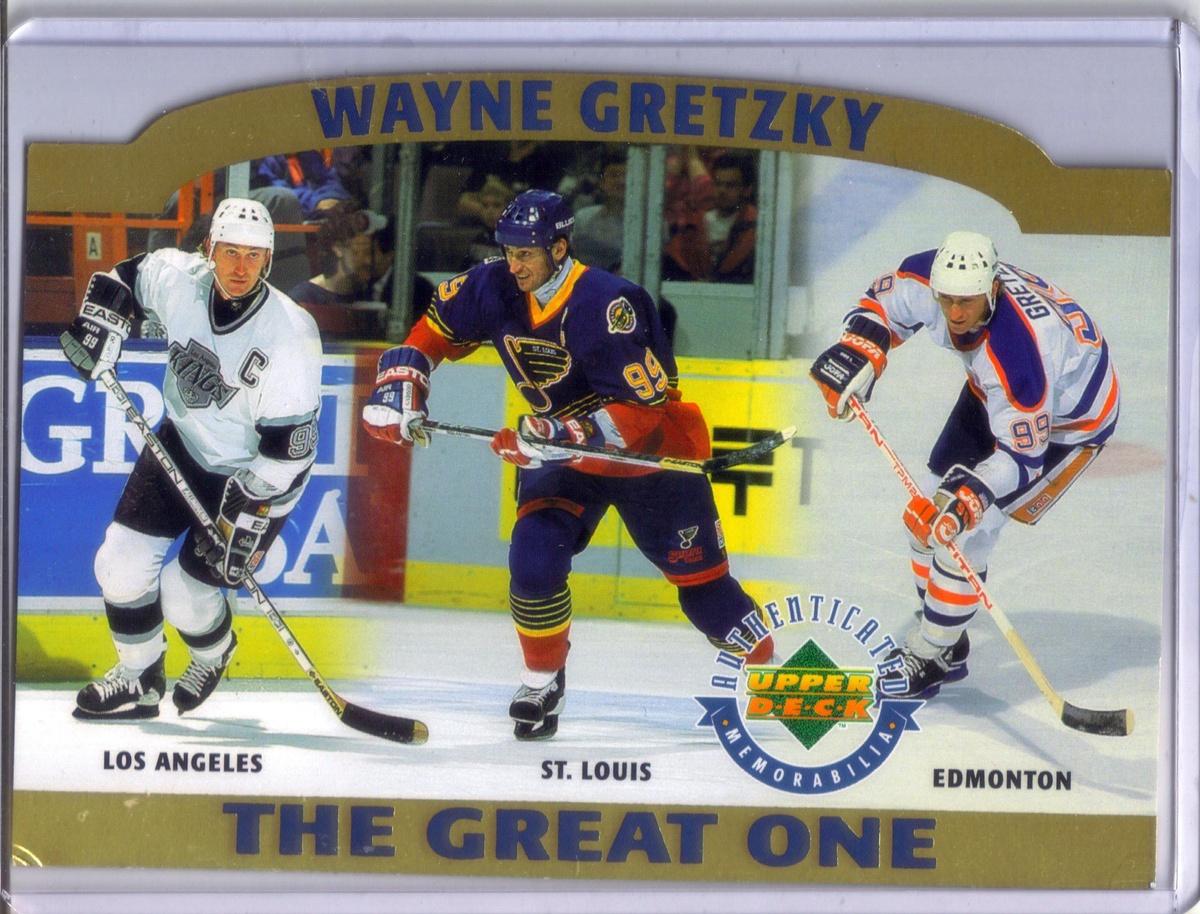Wayne Gretzky Biography