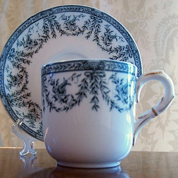 My first piece of Royal Worcester - China and Dinnerware