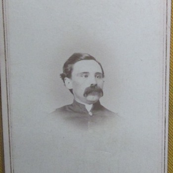 CDV Captain 117th New York Vols.