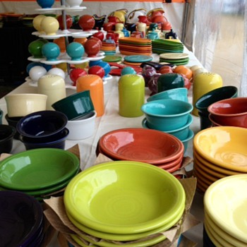 Whole Lotta Fiesta Goin' On - China and Dinnerware