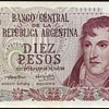 Argentina - 10 Pesos Bank Note