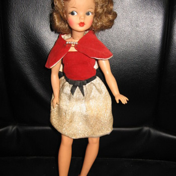 Ideal tag on outfit...Tammy doll