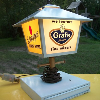 Grafs light - Signs