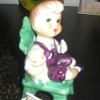 Vintage little Jack Horner figurine