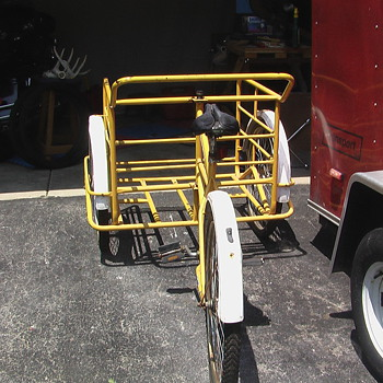 south american cargo bike