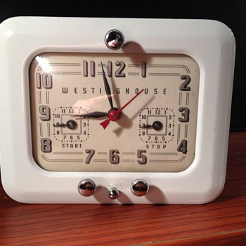 Westinghouse Clock/Timer Model TC81