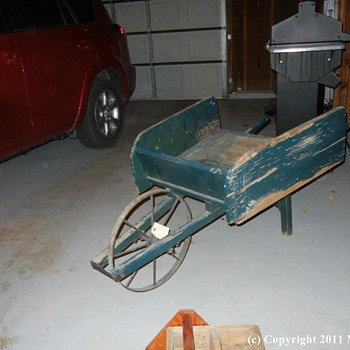 Amish Wheelbarrow?