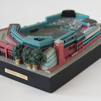 Three Sports Venue Models