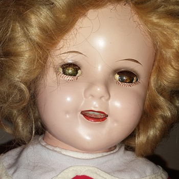 "18"" Shirley Temple - Dolls"