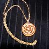 a pretty glass pendant