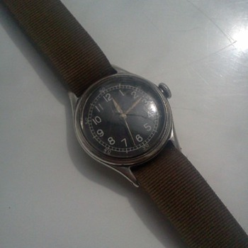 1943 type A11 Bulova Military watch