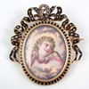Victorian Mourning Pendant