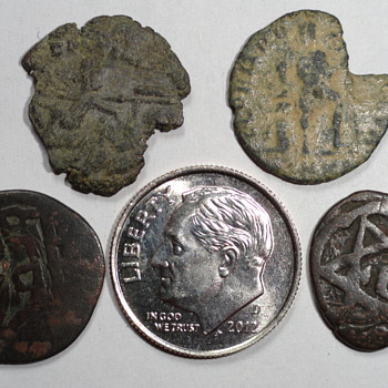 old roman coins