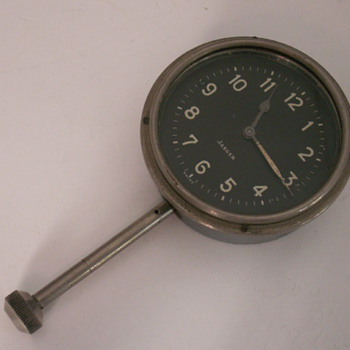 Jaeger Car Clock - Clocks