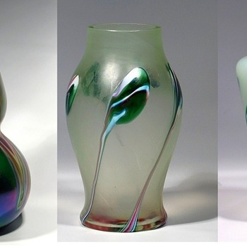 "Inspired by ""beyemvey"" - Art Glass"