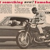 1967 - Yamaha Motorcycle Advertisement