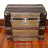 Victorian Era...1800&#039;s  Ladies Half Trunk 