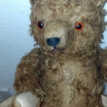 Unsolved Mystery Bear-Want to find out it's origin-