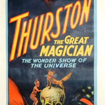 Thurston DEVIL PANEL (c.1926) - Posters and Prints