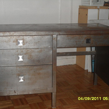 desk - from the Early 1900&#039;s  - Furniture
