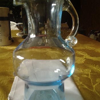 aqua pitcher applied handle depression?