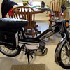 (2) 1979 motobecane mobylettes 50v  234 and 492 miles 