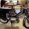 (2) 1979 motobecane mobylettes 50v  234 and 492 miles