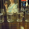 Coca-Cola Bell Glasses