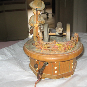 Thorens music box - Music