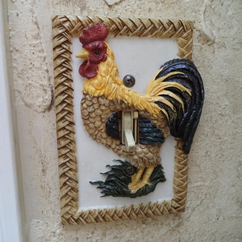 Decorative Switch Plate Cover - Animals