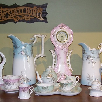 Early R.S. Prussia pieces - China and Dinnerware