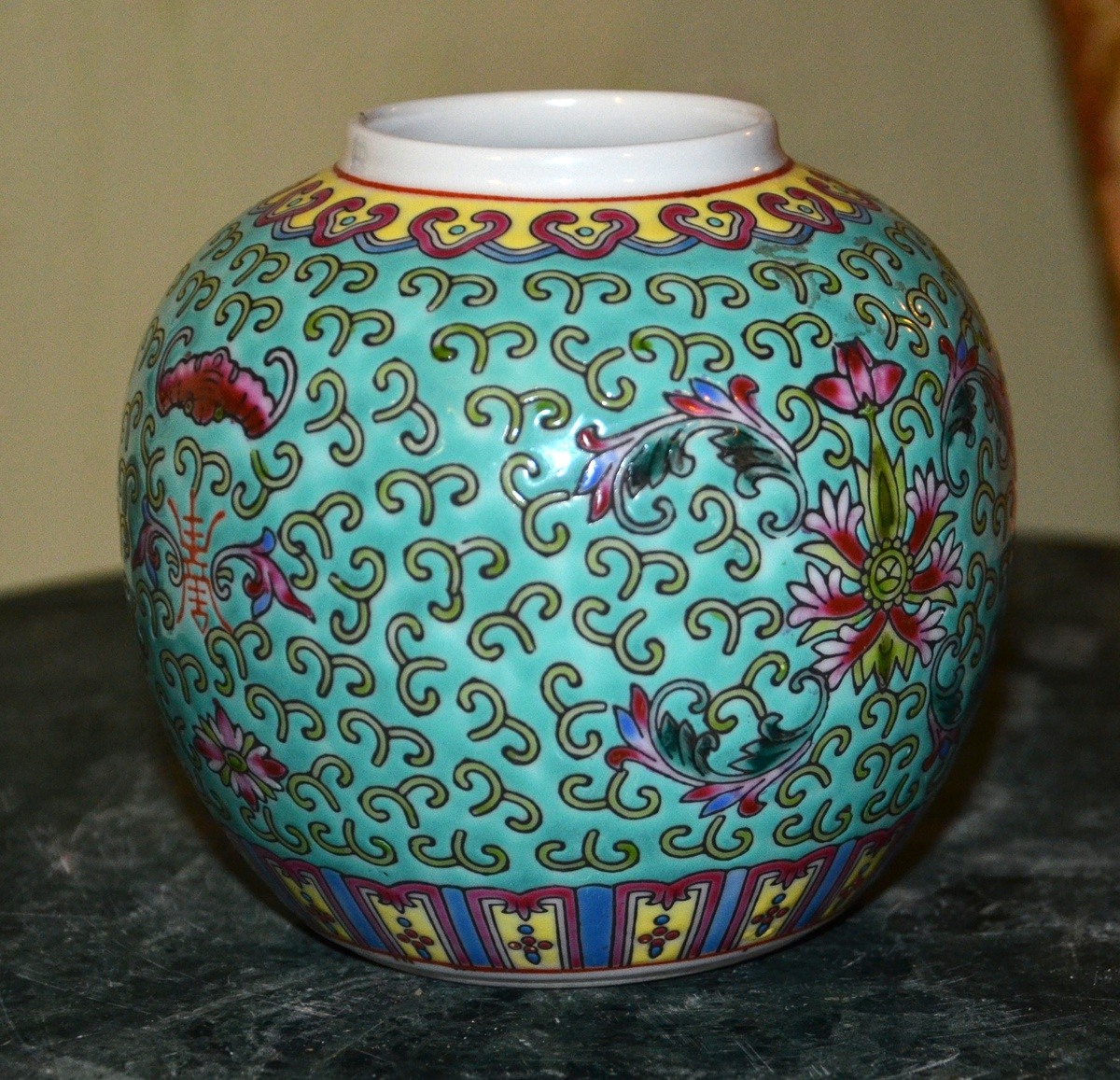 made in china ginger jar little pot collectors weekly. Black Bedroom Furniture Sets. Home Design Ideas
