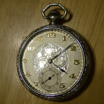 1922 Elgin Pocket Watch