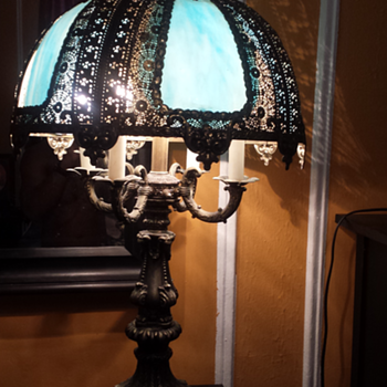 Beautiful Vintage Lamp