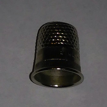 This is a thimble