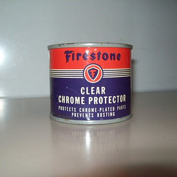 Firestone Clear Chrome Protector