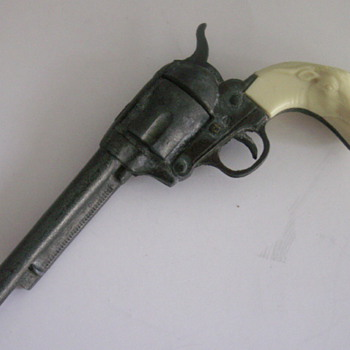 Small Cap Gun - Toys