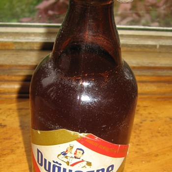 Duquesene beer bottle - Bottles