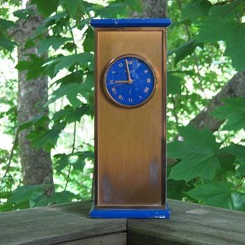 John Lennon's mantel clock from The Dakota.