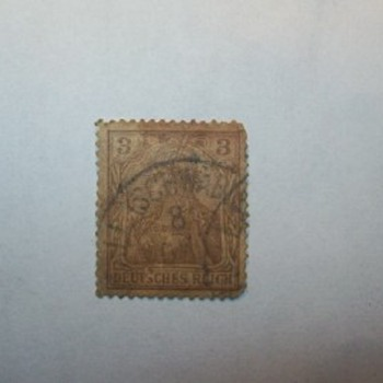 Older Stamp  - Stamps