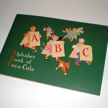 1928 Coca-Cola ABC booklet
