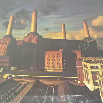 Pink Floyd,Animals, LP Columbia Records 1977
