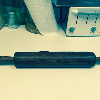 Great GREAT Grandmother's Rolling Pin