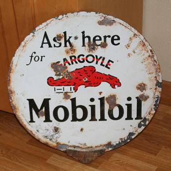 Gargoyle MobileOil Lolipop