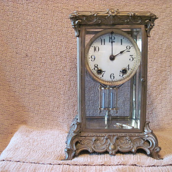 Ansonia Mantle Clock - Clocks