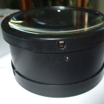 Black Cylinder LENSES/GLASS  Box- What is it?